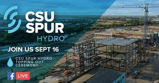 Topping Out: CSU Hydro Building