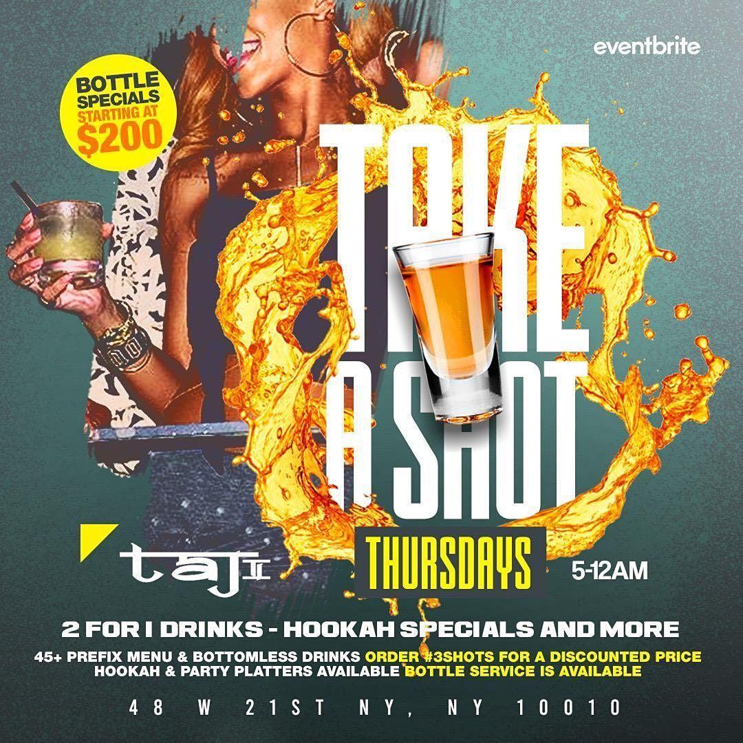 T.A.S.T. Thursdays: Liquid Courage