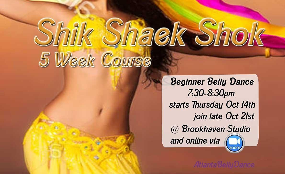Shik Shaek Shok  Beginner Belly Dance