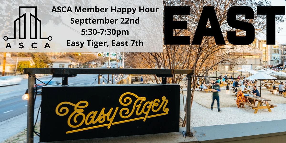 October Smart Cities Networking Event & Happy Hour, hosted by ASCA