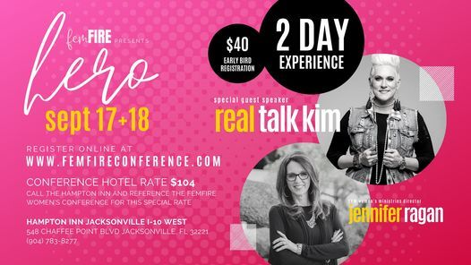 femFire Women's Conference