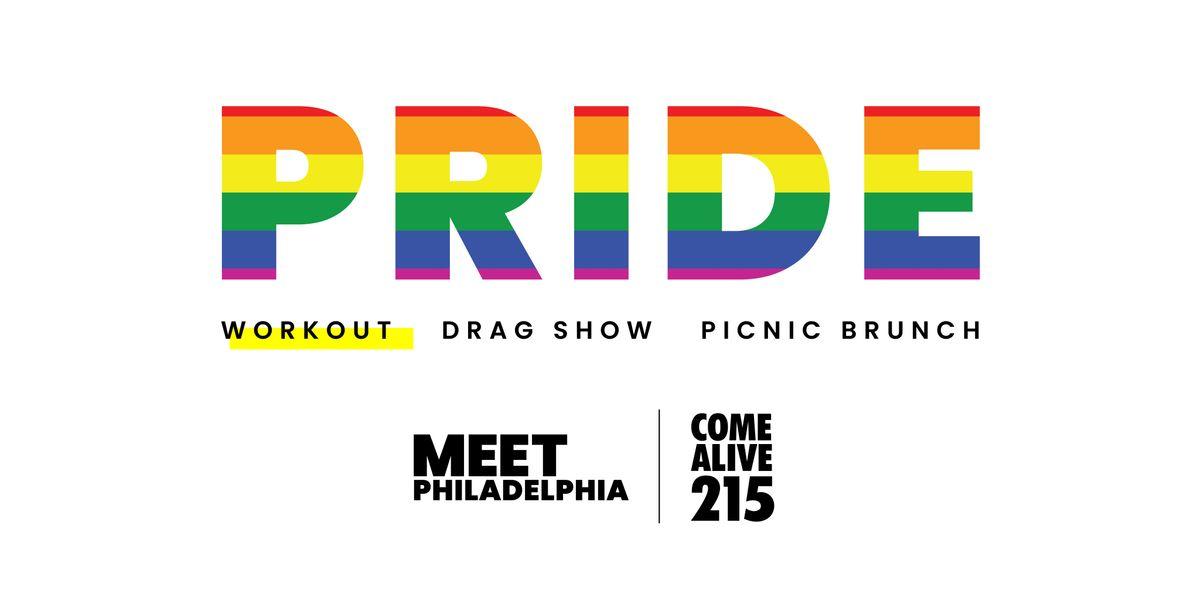 PRIDE. By Come Alive 215 x Meet Philadelphia
