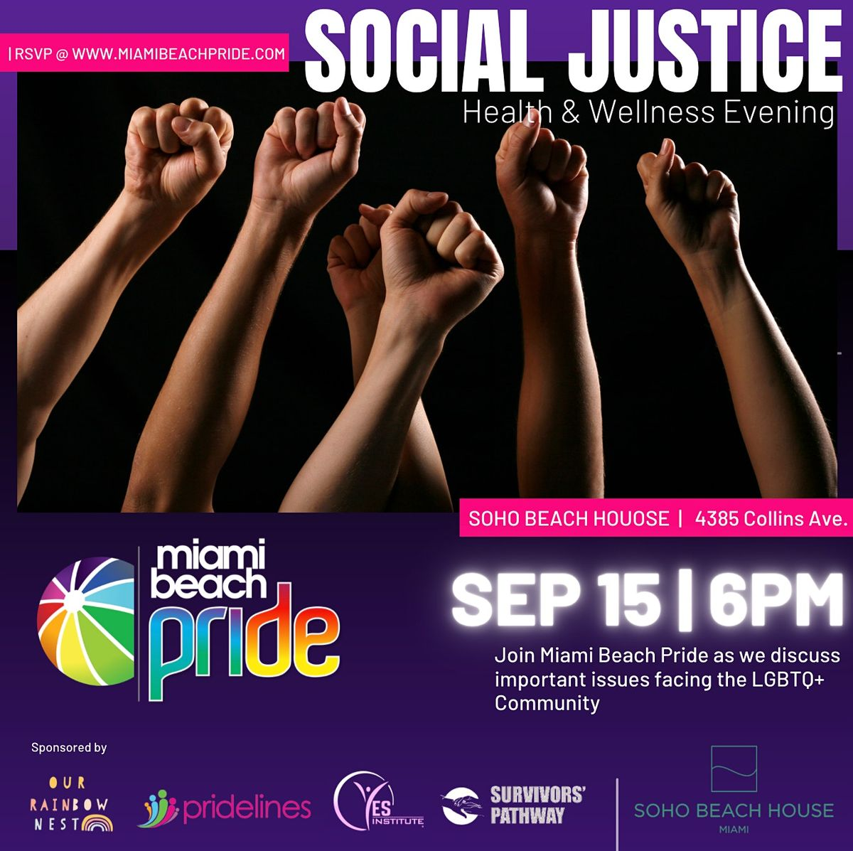 Social Justice Health & Wellness Conference