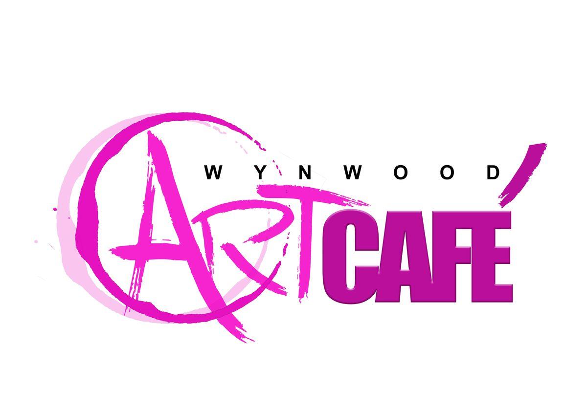 NFT's conversation at Wynwood Art Cafe