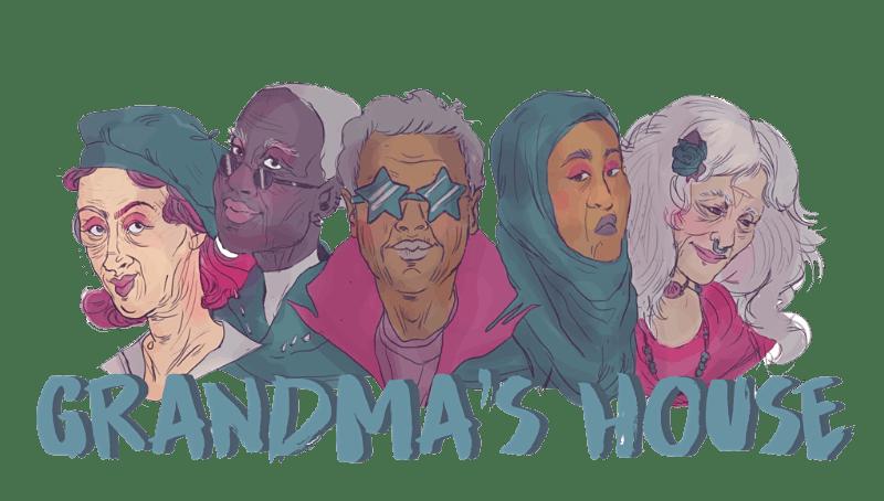 Grandma's House feat. Kwyn Townsend Riley