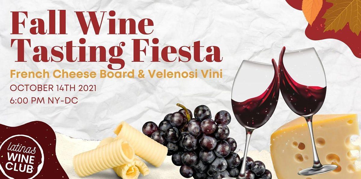 Fall Wine Tasting Fiesta!