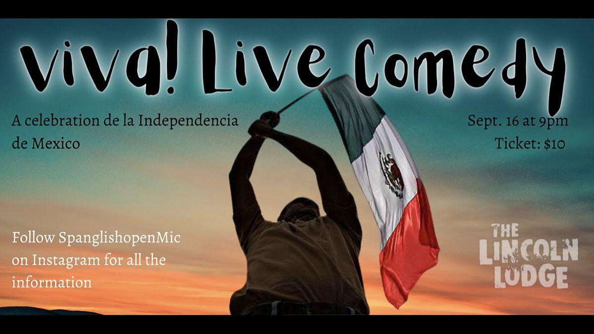 Viva Live Comedy