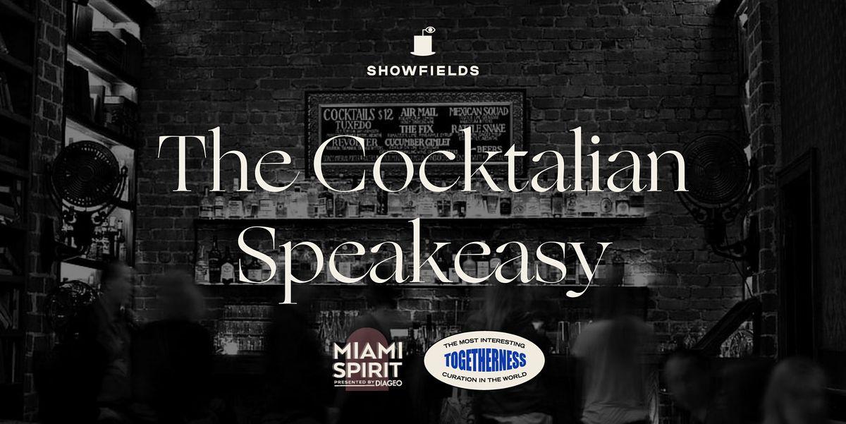 The Cocktalian Speakeasy
