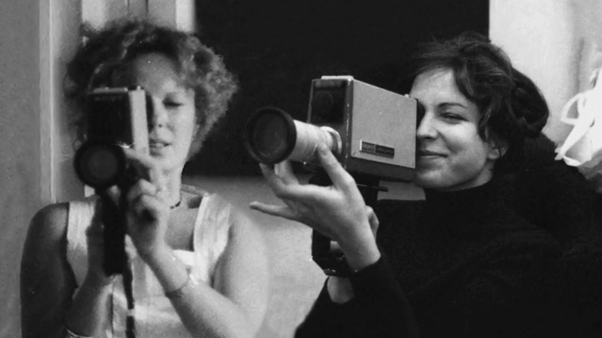 Mauvais Genres Film Festival - Delphine and Carole by Callisto Mc Nulty