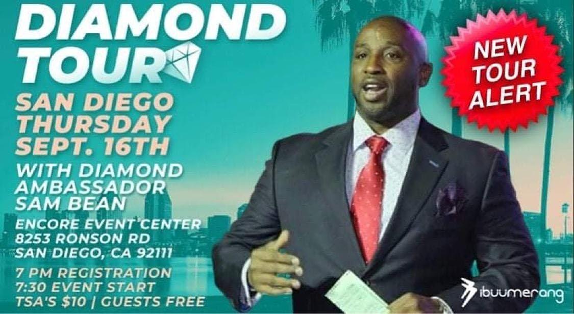 Diamond Tour - Featuring Sam Bean
