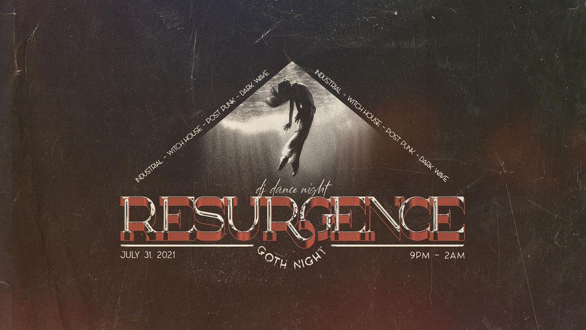 Resurgence: Goth Night at 1904 Music Hall