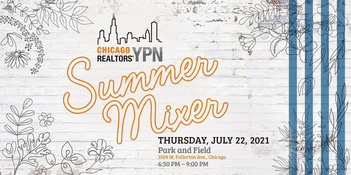 2021 YPN Summer Mixer