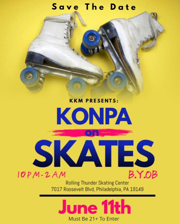 KKM Konpa Skates