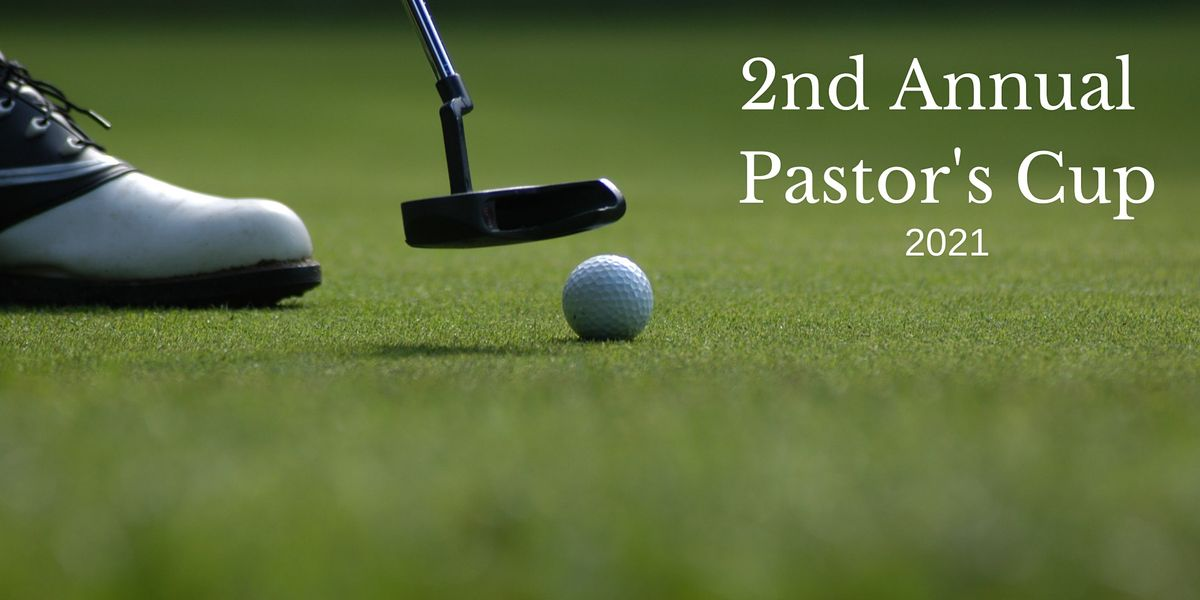2nd Annual Pastor's Cup at Topgolf