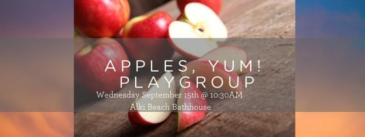Apples Playgroup!
