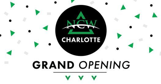 NCW's Charlotte Office: Grand Opening & Hiring Event!