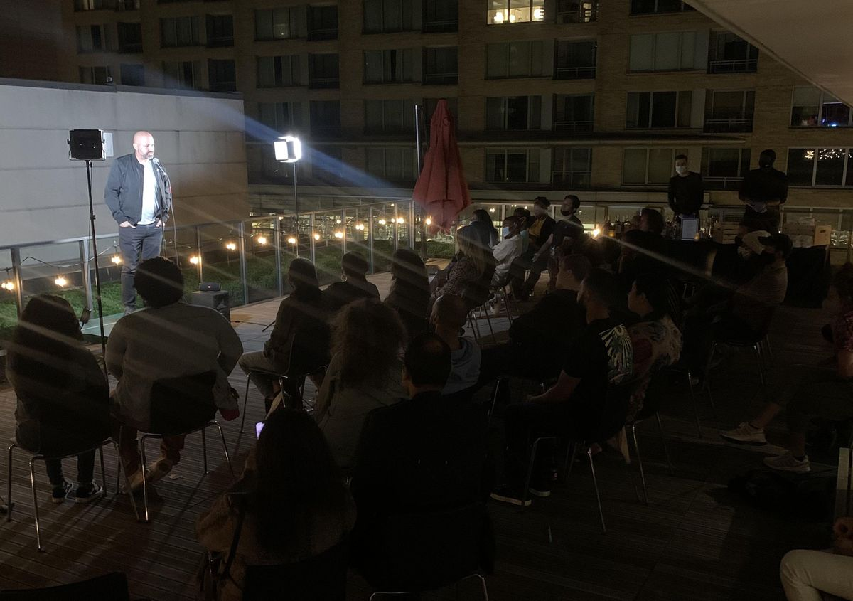 CryBaby Rooftop! 3 Year Anniversary Comedy Show!