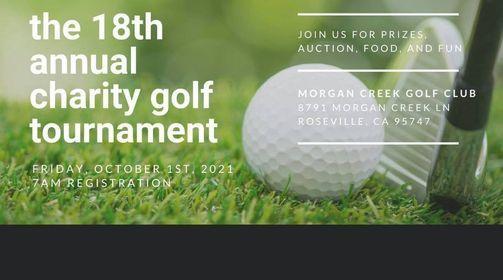 2021 Alzheimer's Aid Society Charity Golf Tournament
