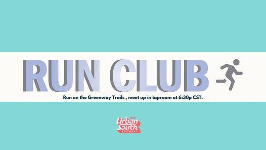 Urban South HTX Run Club