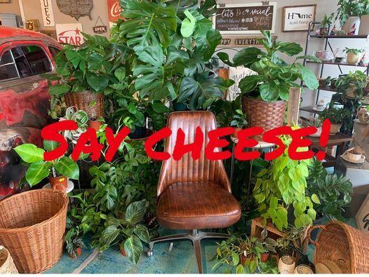 say cheese!! Planty Photo Shoot