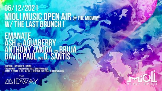 Mioli Music Open Air: The Last Brunch!