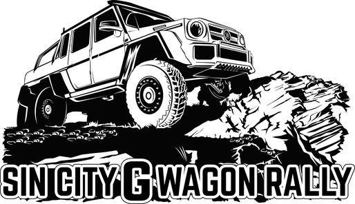 Sin City G Wagon Rally
