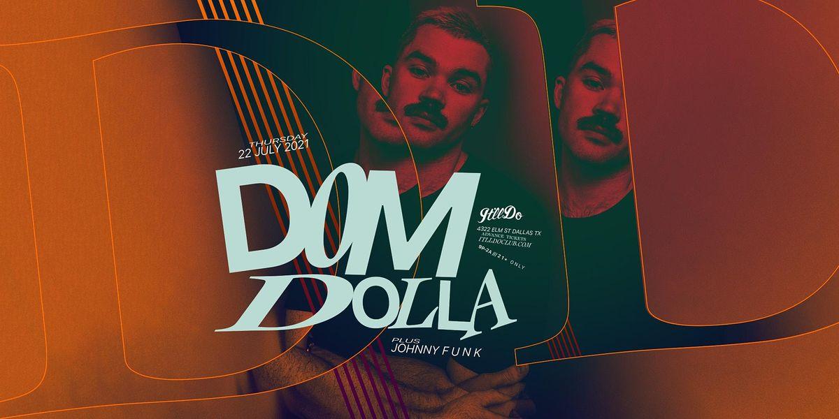 Dom Dolla at It'll Do Club