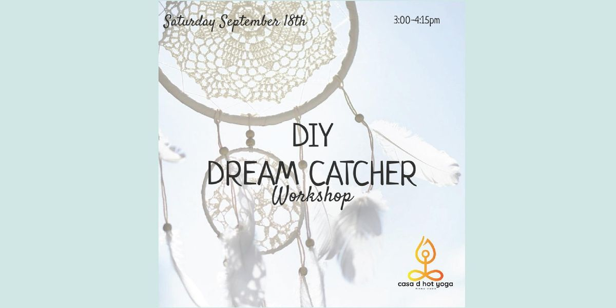 DIY Dream Catcher