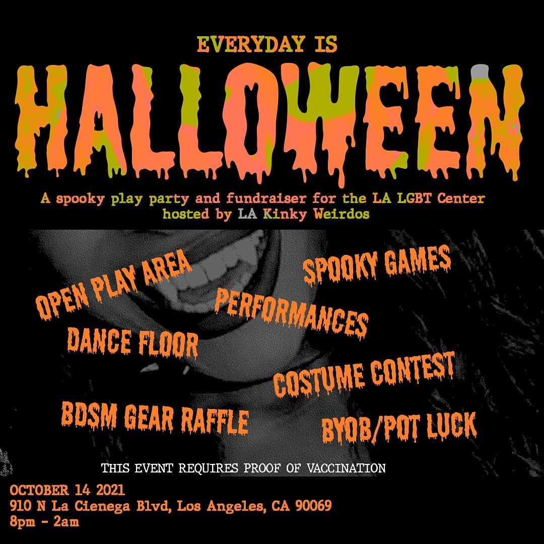 LKW's Every Day Is Halloween Party