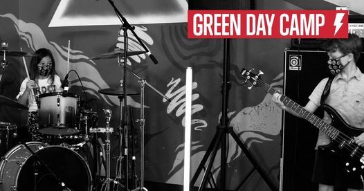 Green Day Summer Camp Show