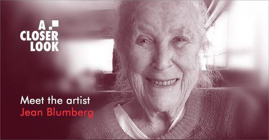 Meet the artist: Jean Blumberg