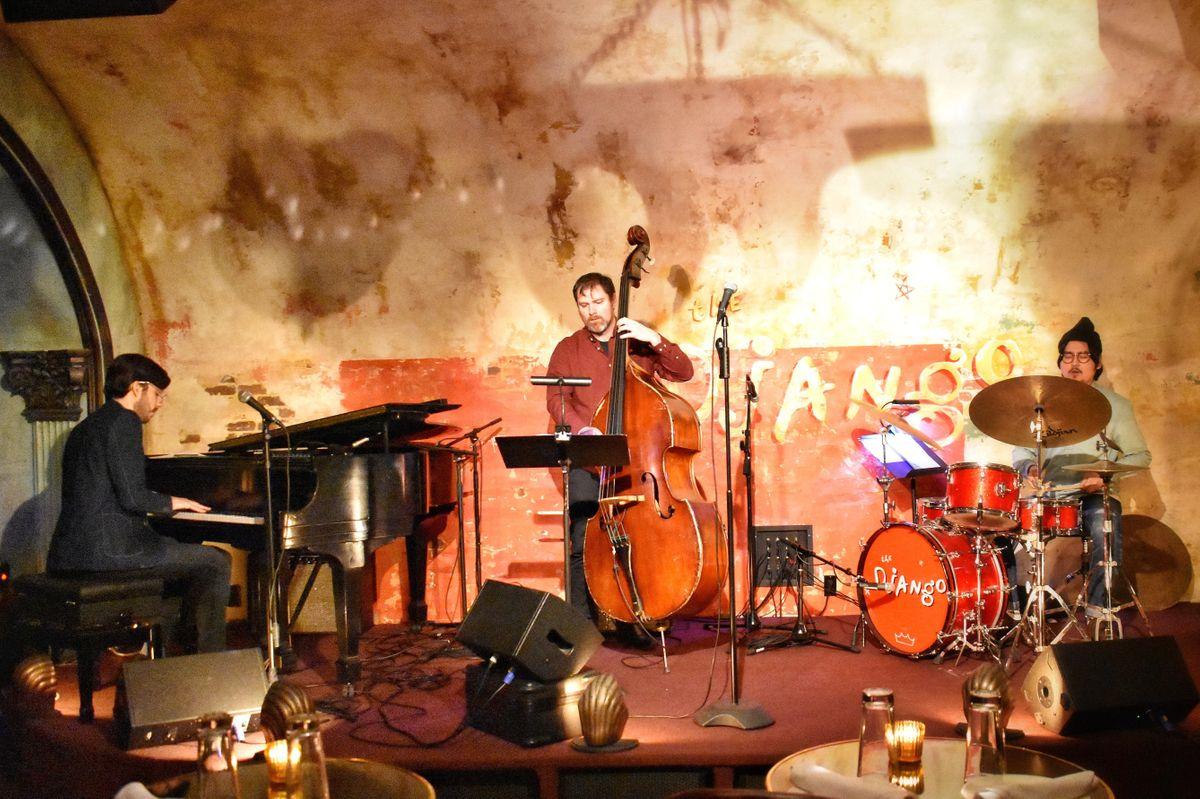 Jazz Concert: Gabriel Chakarji Trio
