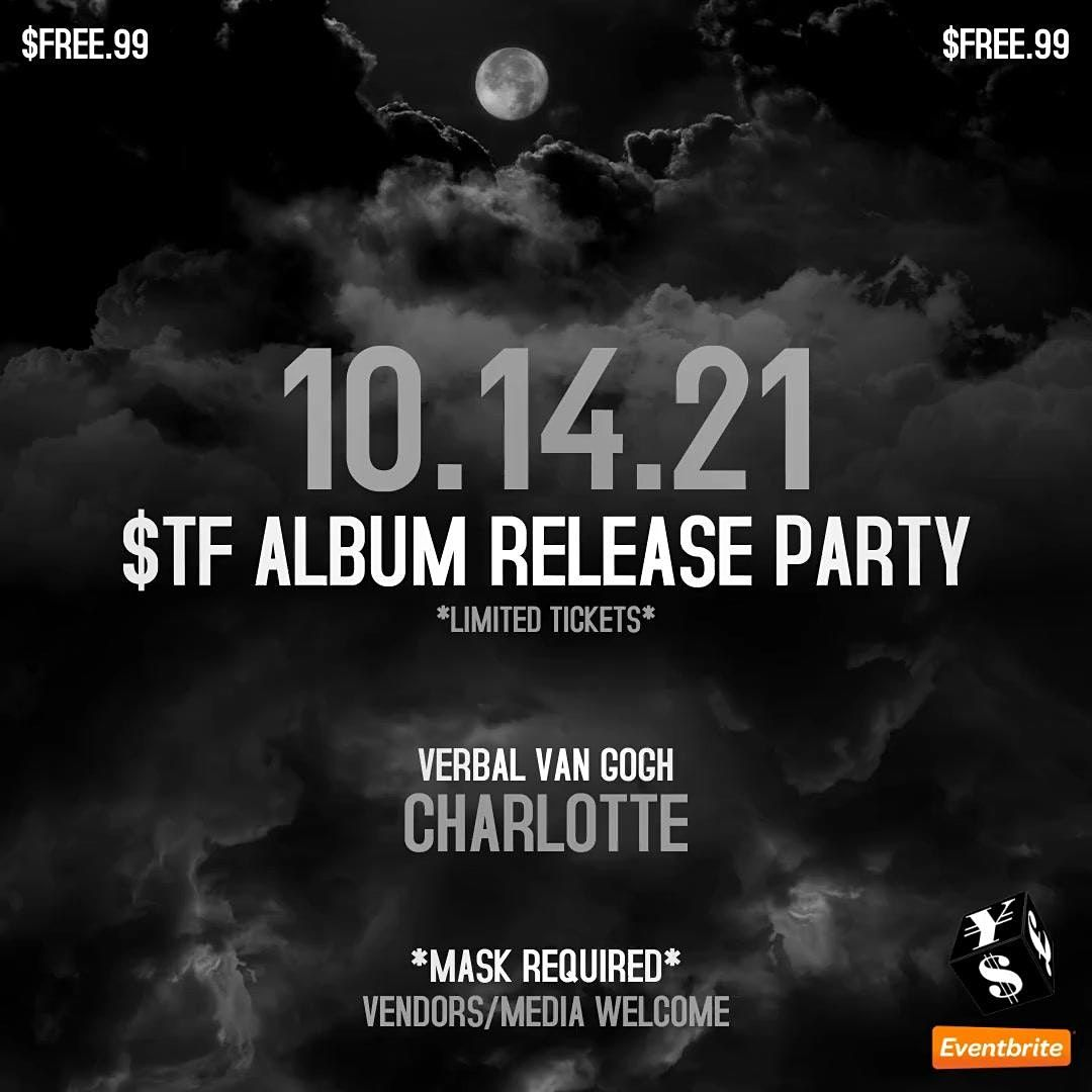 $TF Album Listening Party w\/ VvG!