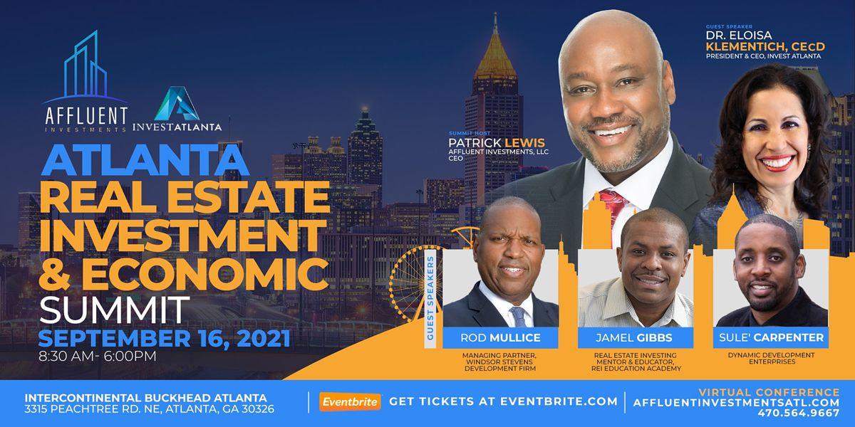 Atlanta Real Estate Investment & Economic Summit