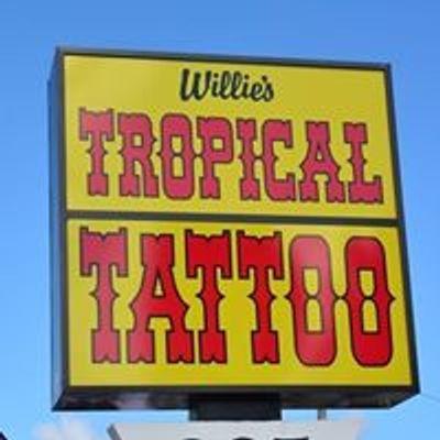 Willie's Tropical Tattoo Bike Show