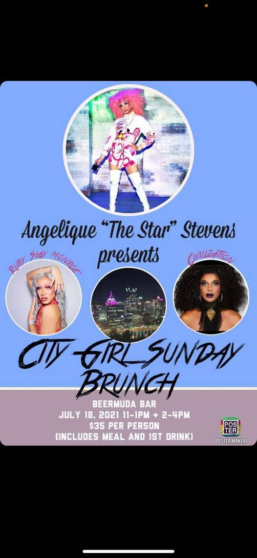 City Girl Sunday Brunch
