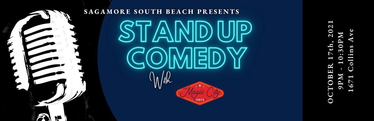 Sagamore Comedy Night