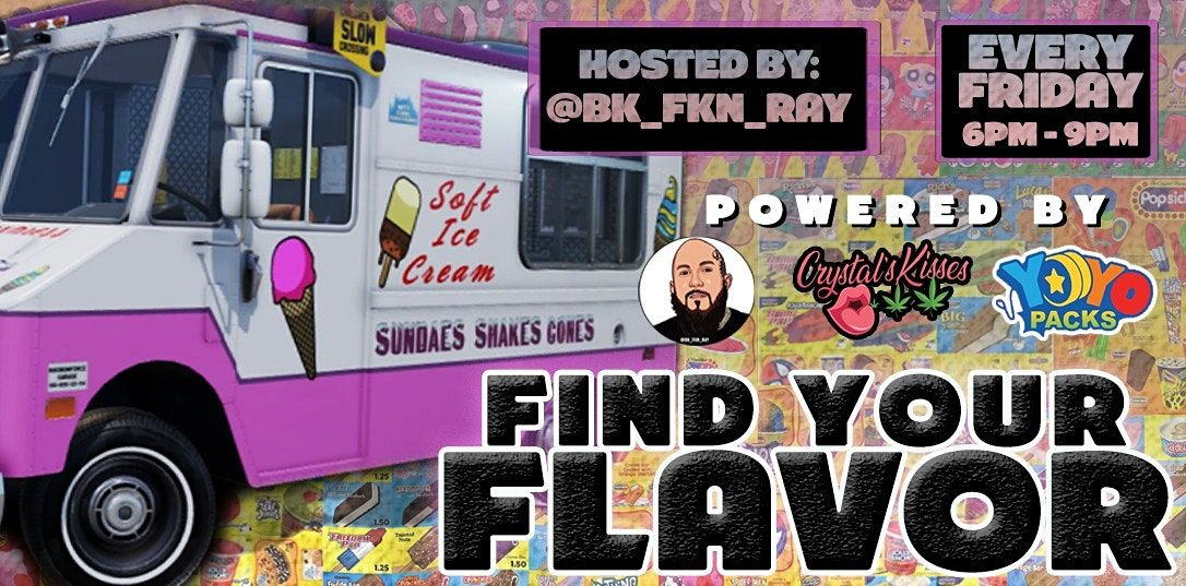Find Your Flavor Friday's