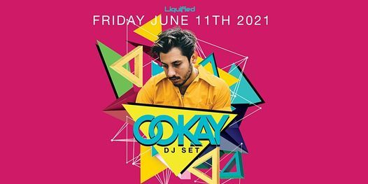 OOKAY at District Atlanta DJ Set - Limited Tickets Available
