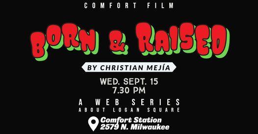Born & Raised Series Premiere