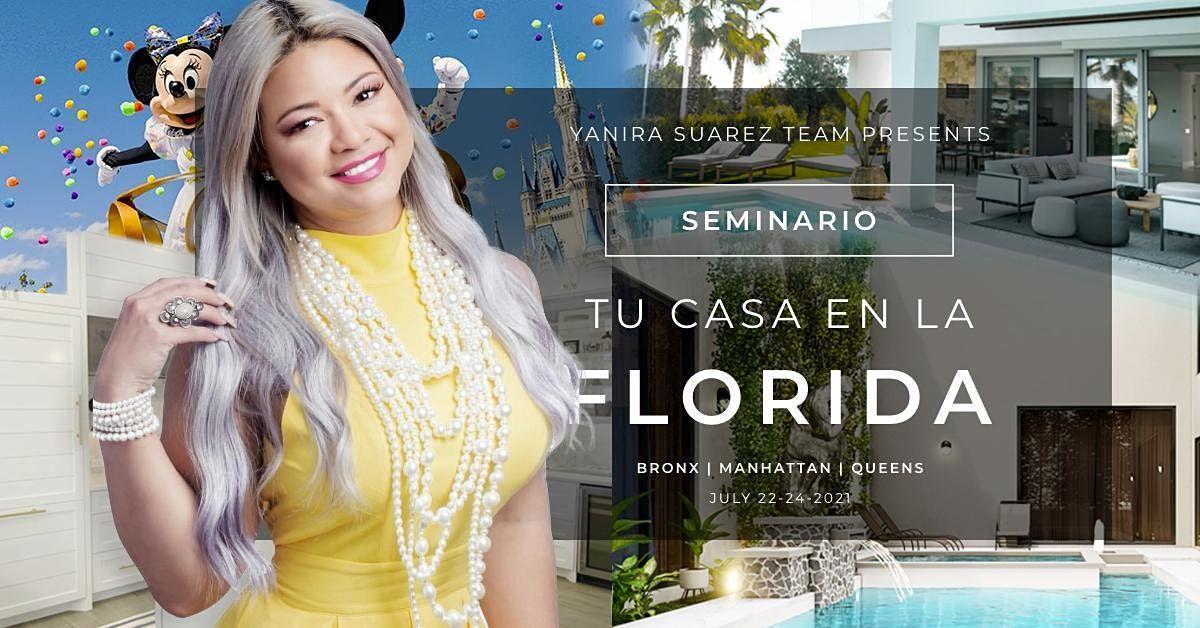 TU CASA EN LA FLORIDA