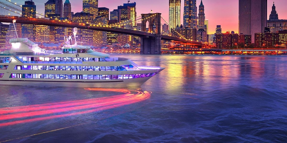HENNY VS PATRON YACHT PARTY CRUISE WEEKEND