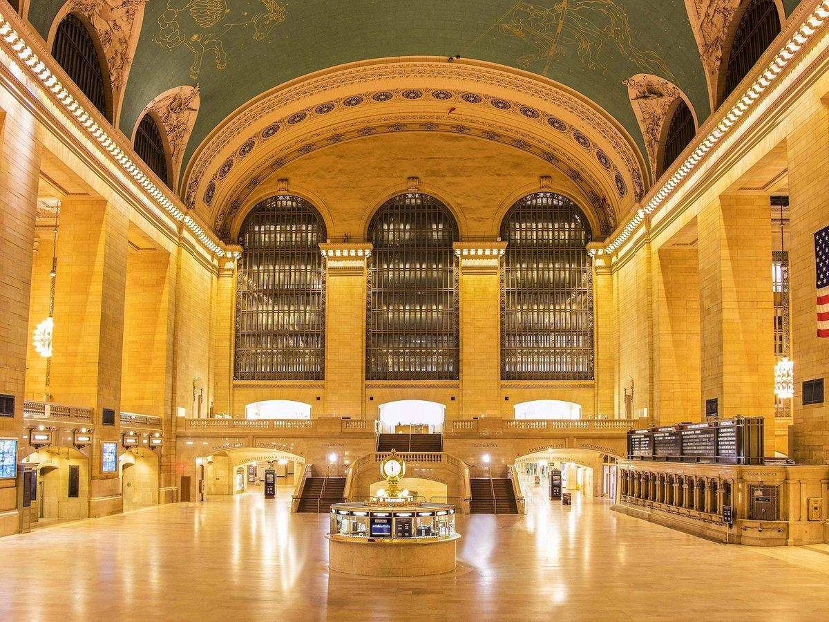Grand Central Vaccinated Only Private History Tour W\/ Dave