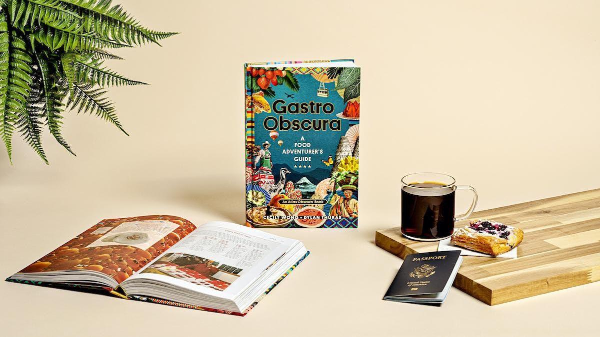 Gastro Obscura Presents: The World's Most Unusual Vending Machine
