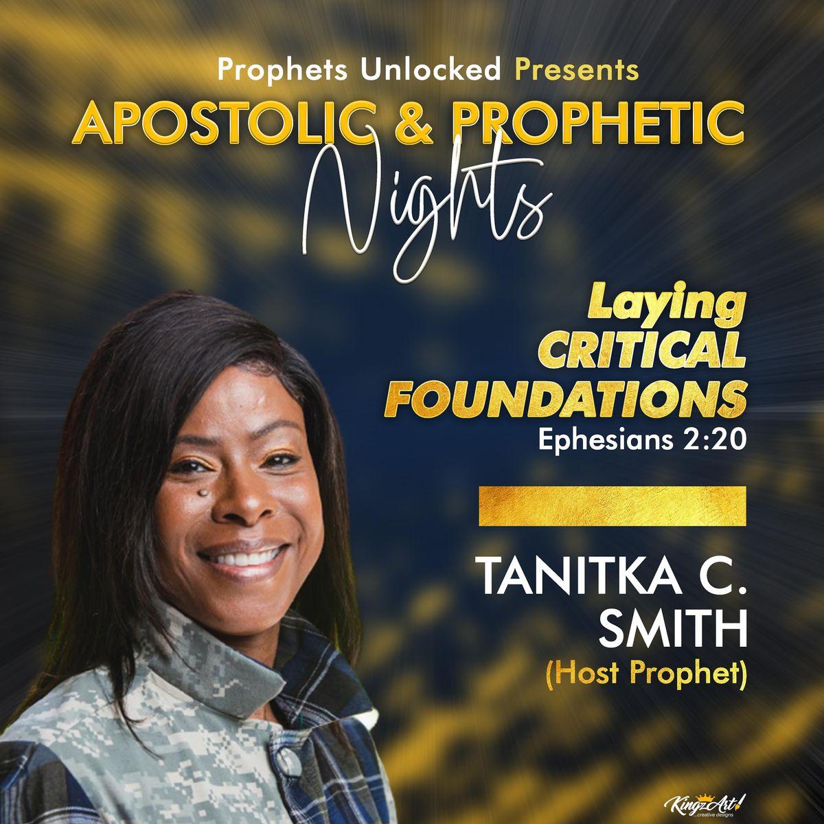Apostolic  Architect