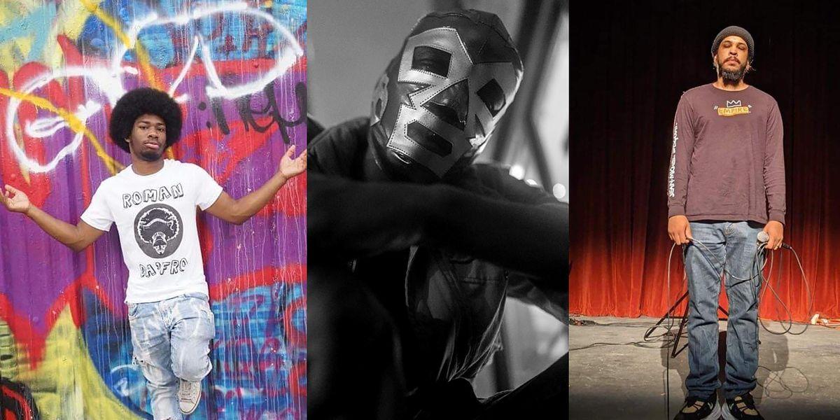 Six Foot Love Series presents: Arkatype \/ Roman Da Fro \/ Jigsaw Paul