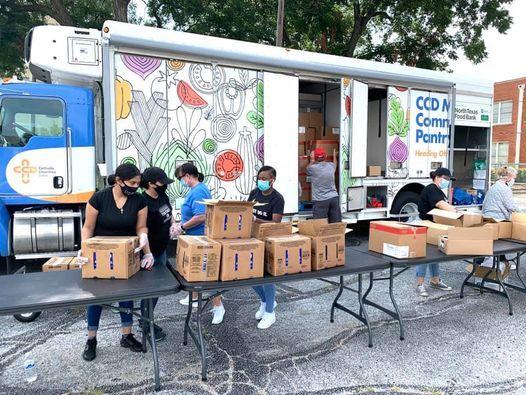 Mobile Food Pantry - Free Groceries