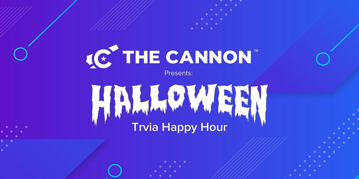 Halloween Trivia Happy Hour