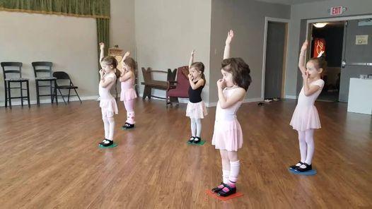 FREE Children's You&Me\/Ballet\/Hip-Hop Classes!