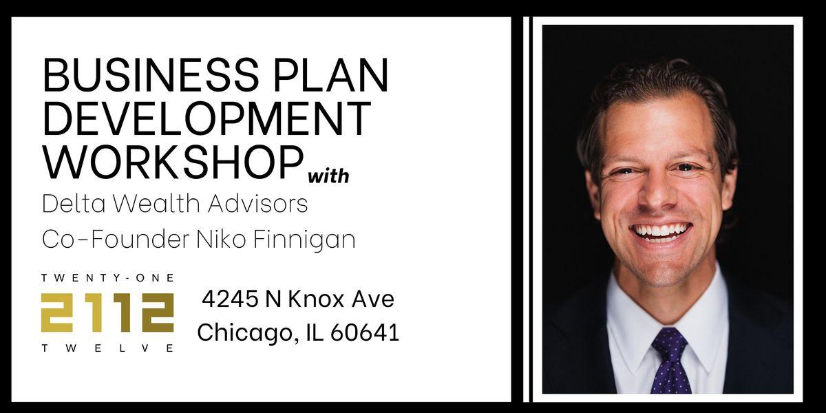 Business Plan Development Workshop